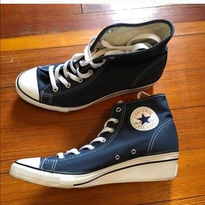 Women's wedge Converse